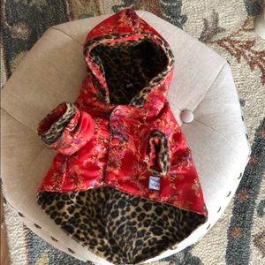 Small dog jacket